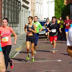 11th Danske Bank Vilnius Marathon - Laura Malkevičiūtė (30771), Vilma Juchnevičiūtė (31171)