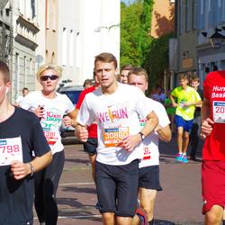 11th Danske Bank Vilnius Marathon - Jonas Meška (20798), Vainius Ribikauskas (30860)