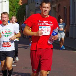 11th Danske Bank Vilnius Marathon - Mindaugas Figurinas (12380), Edvardas Jakubovskis (20431)