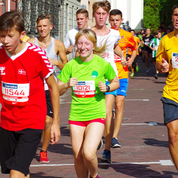 11th Danske Bank Vilnius Marathon - Agne Cesnaite (10121), Aleksandr Michalovskij (11544), Dariuš Kolesnik (21104)