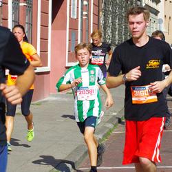 11th Danske Bank Vilnius Marathon - Julius Stasiukynas (20381), Paul Juchnevic (31608)