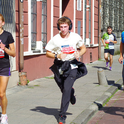 11th Danske Bank Vilnius Marathon - Gintaras Šutinys (11999), Darius Liutkus (12484)
