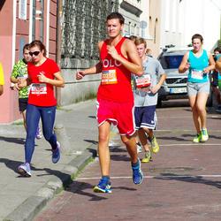 11th Danske Bank Vilnius Marathon - Vaida Jukneviciute (12130), Paulius Švedkauskas (30255)