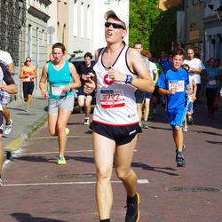 11th Danske Bank Vilnius Marathon - Robertas Trakys (11722), Viktoras Ratkevicius (21733)