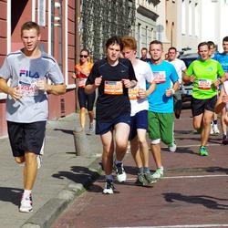11th Danske Bank Vilnius Marathon - Vilius Pieciukaitis (21341), Dominykas Sedleckas (30899)
