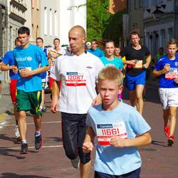 11th Danske Bank Vilnius Marathon - Rytis Valatkevicius (11661), Tomas Barkauskas (12087)