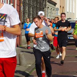 11th Danske Bank Vilnius Marathon - Rokas Mikalauskas (12323), Ričardas Būrė (31621)