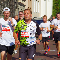 11th Danske Bank Vilnius Marathon - Dainoras Šimkus (12657)