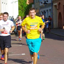 11th Danske Bank Vilnius Marathon - Pavelas Beleckis (10123), Mantas Andriuška (31194)