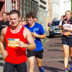 11th Danske Bank Vilnius Marathon - Rasa Pocytė (30543), Vilius Chodkevičius (31057)