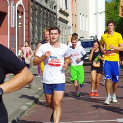 11th Danske Bank Vilnius Marathon - Žilvinas Brazauskas (10434), Aurimas Stašaitis (12201), Daugėla (31779)
