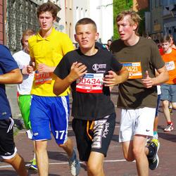 11th Danske Bank Vilnius Marathon - Žilvinas Brazauskas (10434), Daugėla (31779)