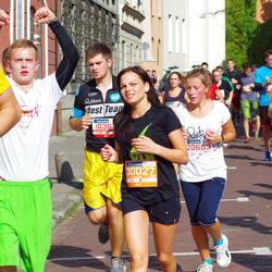 11th Danske Bank Vilnius Marathon - Gediminas Prantkelenas (20653), Samanta Trainovičiūtė (30027)