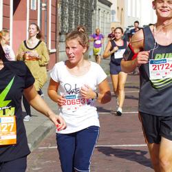 11th Danske Bank Vilnius Marathon - Gediminas Prantkelenas (20653), Lukas Misiunas (21724)