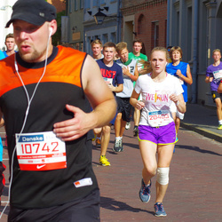 11th Danske Bank Vilnius Marathon - Guoda Balsyte (20403)