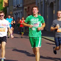 11th Danske Bank Vilnius Marathon - Tomaš Grablevski (21110), Tautvydas Bilius (30251), Liudvikas Paukštė (30689)
