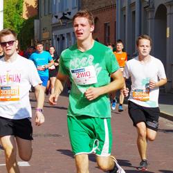 11th Danske Bank Vilnius Marathon - Tomaš Grablevski (21110), Rokas Budrius (30148), Liudvikas Paukštė (30689)