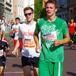 11th Danske Bank Vilnius Marathon - Laurynas Makarovas (20255), Tomaš Grablevski (21110)