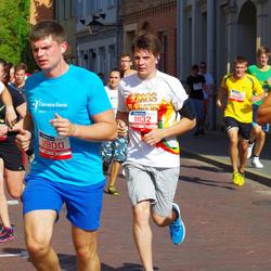 11th Danske Bank Vilnius Marathon - Jonas Putrimas (11132), Žilvinas Stoncius (11900)