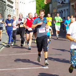 11th Danske Bank Vilnius Marathon - Justas Subacius (20293), Viskantas Juodenas (20501)