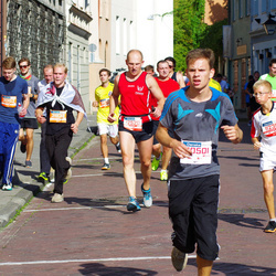 11th Danske Bank Vilnius Marathon - Augustas Kapleris (11236), Egidijus Civilis (12520)