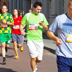 11th Danske Bank Vilnius Marathon - Martynas Vaicekauskas (11743), Laimonas Vaitiekaitis (12870)