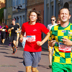11th Danske Bank Vilnius Marathon - Martynas Puzas (12172), Laimonas Vaitiekaitis (12870)