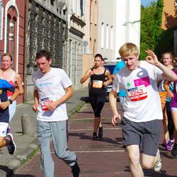 11th Danske Bank Vilnius Marathon - Daumantas Zdanovicius (10349), Juozas Dudutis (11243), Vitalij Stefanovic (11794)