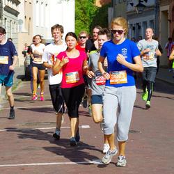 11th Danske Bank Vilnius Marathon - Akvilė Čerkauskaitė (31016), Emilija Žalimaitė (31663)