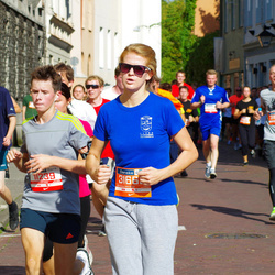 11th Danske Bank Vilnius Marathon - Daumantas Stukenas (11239), Emilija Žalimaitė (31663)