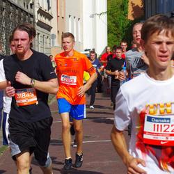 11th Danske Bank Vilnius Marathon - Armantas Slanina (12813), Simonas Obcarskas (31843)