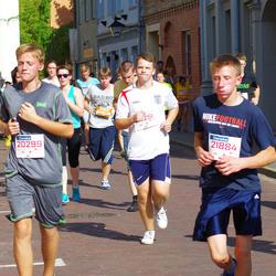 11th Danske Bank Vilnius Marathon - Simas Kisielius (20299), Arnoldas Paškevicius (21884)
