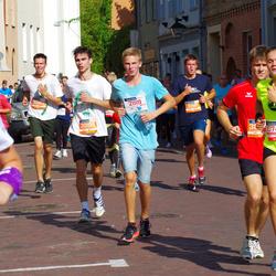 11th Danske Bank Vilnius Marathon - Inga Zuzeviciute (10740), Justas Kondratavicius (21119), Julius Lukošiūnas (30196)