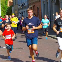 11th Danske Bank Vilnius Marathon - Mantas Apanavicius (20853), Augustinas Bojarinas (31461), Marek Damševič (31887)