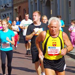 11th Danske Bank Vilnius Marathon - Paulius Šomka (12081), Saimonas Zagrapskas (21832)
