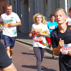 11th Danske Bank Vilnius Marathon - Irena Stulpiniene (11145), Marius Matarevic (21328)