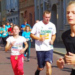 11th Danske Bank Vilnius Marathon - Dovile Misevic (20857), Eimantas Voveratis (31179)