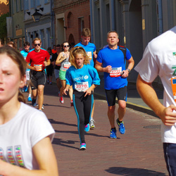 11th Danske Bank Vilnius Marathon - Renaldas Raudonis (11732), Eleonora Kišeniova (20715)