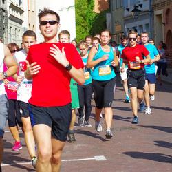 11th Danske Bank Vilnius Marathon - Aidas Makštutis (11525), Jelizaveta Kravčenkova (30518), Ignas Vaičiulis (30644)