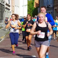 11th Danske Bank Vilnius Marathon - Gabriele Bagdonaite (20490), Rugile Petrukauskaite (30832)