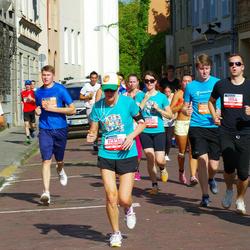11th Danske Bank Vilnius Marathon - Linas Rumbaitis (11114), Vilma Kubile (11336)