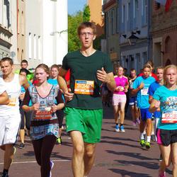 11th Danske Bank Vilnius Marathon - Rasa Zajanckauskiene (11238), Marijus Plečkaitis (31349)