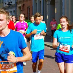 11th Danske Bank Vilnius Marathon - Olga Ivanova (11881), Arnas Saulynas (21147), Antoine Carret (31268)