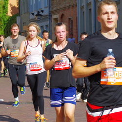 11th Danske Bank Vilnius Marathon - Beatrice Brazaityte (10248), Valerija Molcanova (12794)