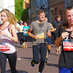 11th Danske Bank Vilnius Marathon - Valerija Molcanova (12794), Mindaugas Nefas (30745)