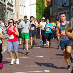 11th Danske Bank Vilnius Marathon - Džeineta Pumputyte (20655), Greta Buzaite (21934)
