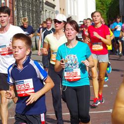 11th Danske Bank Vilnius Marathon - Ugnius Mardosa (10135), Inga Kancleriene (11508)