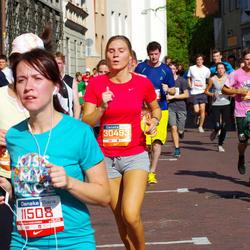 11th Danske Bank Vilnius Marathon - Inga Kancleriene (11508), Brigita Aleksaitė (30493)