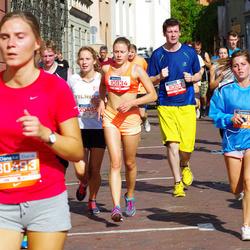 11th Danske Bank Vilnius Marathon - Silvija Janauskiene (10934), Paulius Raugalas (11303)