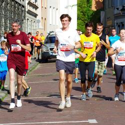 11th Danske Bank Vilnius Marathon - Eva Mindiul (11423), Yair Timna (12861)